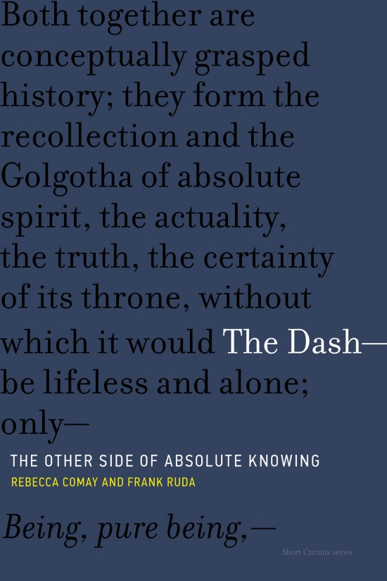 The Dash—The Other Side of Absolute Knowing