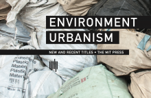 MIT Press, Titles in Environment and Urbanism