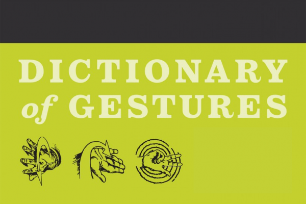 Dictionary of Gestures