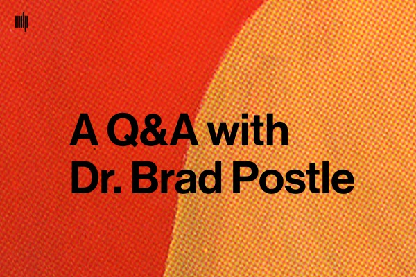 A Q&A with Dr. Brad Postle
